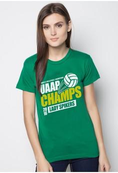 UAAP78 Women's Volleyball Championship Shirt