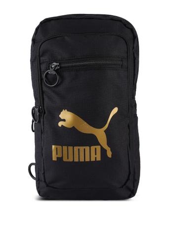 Puma black Originals X-Bag Woven 4DE3FAC9ACD108GS_1