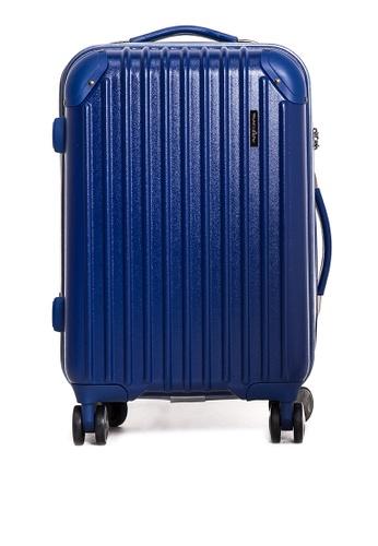 World Traveller blue Linz Travel Bag WO744AC0K4C6PH_1