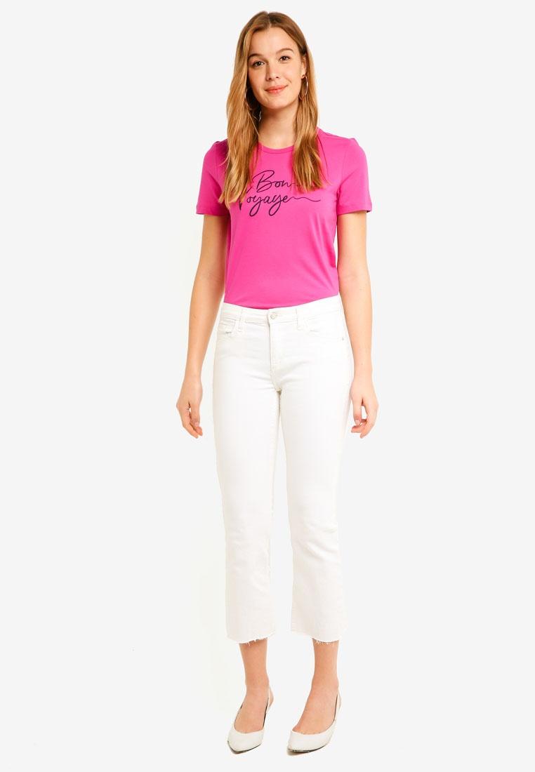 Shirt Night Moda Sleeve Violet Emb T Valentina Short Vero Sky Midi Rose 7pq1wqYzB