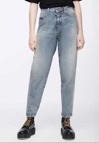 Diesel blue Straight Regular Alys Jeans-Den 3B570AA2B854F1GS_1