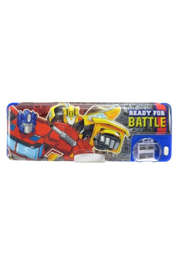 Transformers blue Transformers TFEG Magnetic Pencil Case 225BBKCE249C4FGS_1