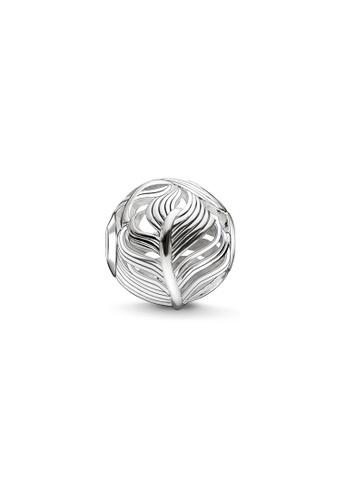"""THOMAS SABO silver Bead """"feather"""" 99191ACCB2C34FGS_1"""
