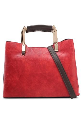 a1124947ddf PLAYBOY BUNNY red Playboy Bunny Ladies Handbag 1DB24ACE569C4EGS 1