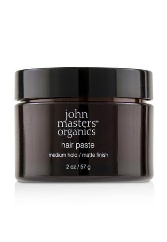 John Masters Organics JOHN MASTERS ORGANICS - 持久造型髮泥 (中度定型/啞光) Hair Paste 57g/2oz 0FEDEBE103B210GS_1
