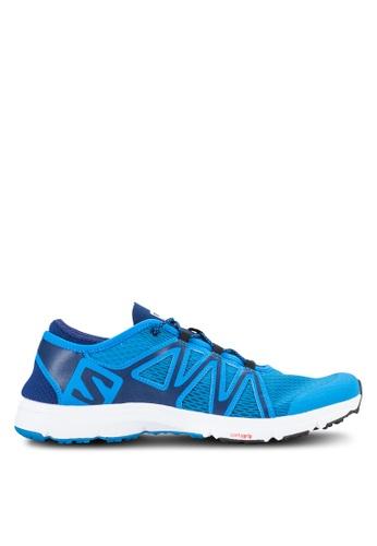 Salomon blue Crossamphibian Swift Shoes SA438SH96WEHMY_1