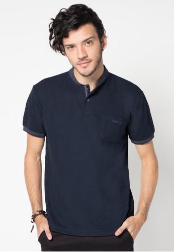 Sw Shawl Poloshirt