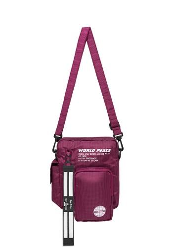 Twenty Eight Shoes Street Wear Functional Sling Bag 225AI2019 86AD0AC4DDA813GS_1