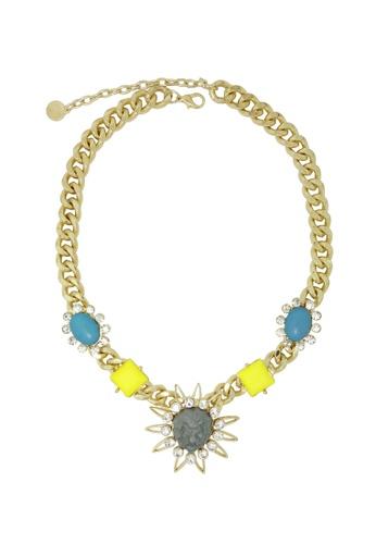 Buy jaysa collection lions head pendant necklace with crystals jaysa collection gold lions head pendant necklace with crystals ja875ac0gq9xsg1 aloadofball Choice Image