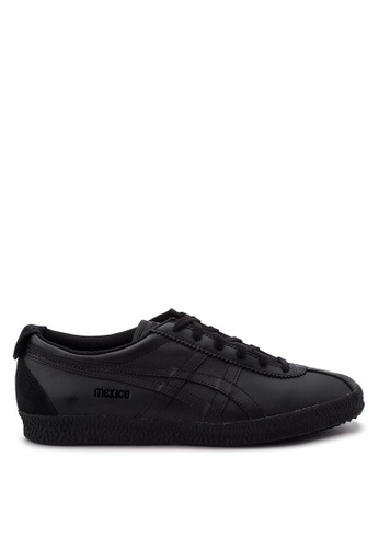 Onitsuka Tiger black Mexico Delegation Sneakers ON625SH61SYGPH_1