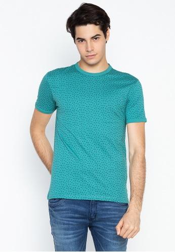 905328a35aad Shop DEBENHAMS Red Herring - Pale Dash Cotton T-Shirt Online on ZALORA  Philippines
