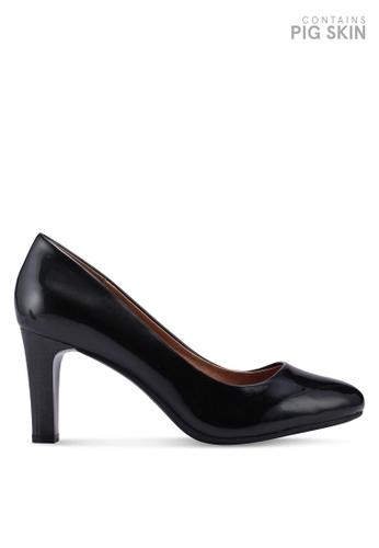 BETSY black Classic Pump Heels CE88DSHD8B8EEEGS_1