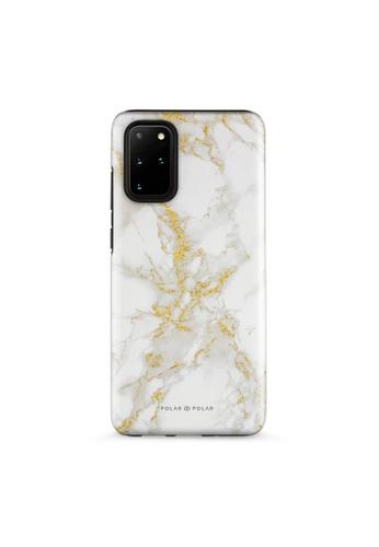 Polar Polar white Noble White Dual-Layer Tough Case Glossy For Samsung S20 Plus 0C673AC2BA4F09GS_1