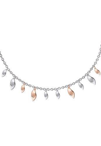 Morellato silver Foglia Necklace Silver 925 SAKH49 AAA15ACA524EDDGS_1