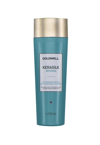 label.m blue Goldwell Kerasilk Repower Anti-Hairloss Shampoo 250ML 6E852BE531F170GS_1