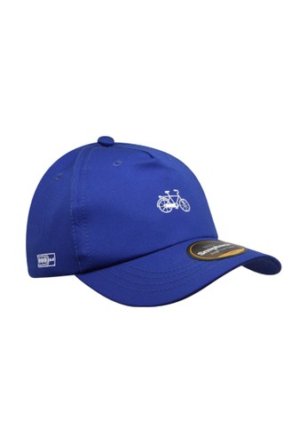 Snapback blue Snapback Topi Baseball Dewasa Bordir Mini 08E2EAC17CAE4AGS_1