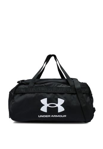 Under Armour black Loudon Small Duffle Bag 8E202AC9BD650DGS_1