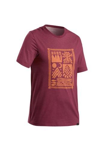Decathlon QUECHUA NH500 off-road hiking T-shirt - 8572922 2112DAABF6B63BGS_1