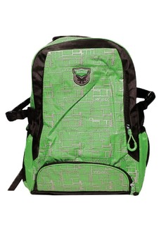 Men Women Waterproof Camping / School Bag BackPack BP- A1 (Green)