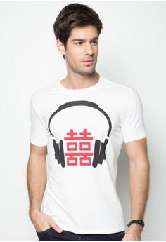 Johnny Headphone Shirt