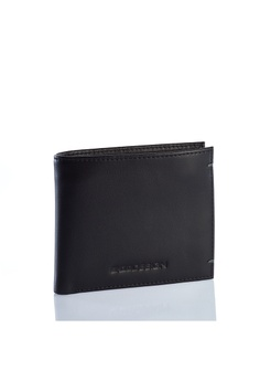 78bd991ccc5 ENZODESIGN black and green Enzodesign Cow Nappa Leather Wallet With Coin  Case LWO15BG-J 76377AC0E1BE0DGS_1