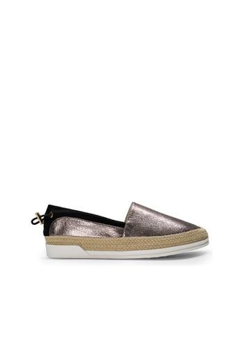 SEMBONIA grey SEMBONIA Synthetic Leather Sneaker (Dark Grey) C0155SH80DDB08GS_1