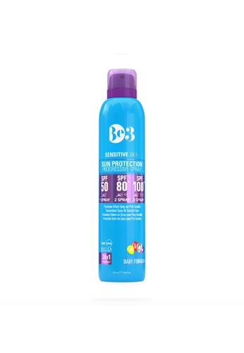 Be3 blue Be3 Sun Protection Progressive Spray SPF 50/80/100 (Sensitive Skin) - 175ml 03FFBBE938BA01GS_1