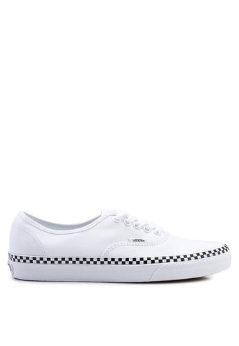 73ed10241b Buy VANS Authentic Check Foxing Sneakers