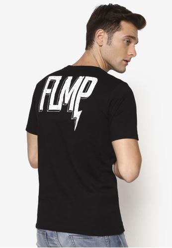 Flesh IMP 黑色 NY 文字設計TEE FL064AA29ADAMY_1