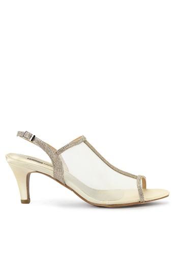 Studio NINE gold Ladise Shoes 02547Za AF9A9SHD74C733GS_1