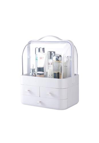 HOUZE white HOUZE - Make Up Buddy (Double Tier) 272F0HL6E65CB5GS_1