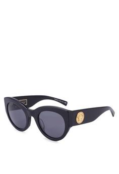 dd88ca5f0b6 Versace black Versace VE4353A Sunglasses 51A32GL7EC8915GS 1