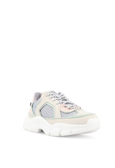 30% OFF Mango Platform Lace-Up Sneakers RM 240.90 NOW RM 168.90 Sizes 36 38 3b1a1b6ce