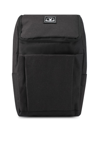 Playboy black Playboy Casual Backpack PL371AC0SK01MY_1