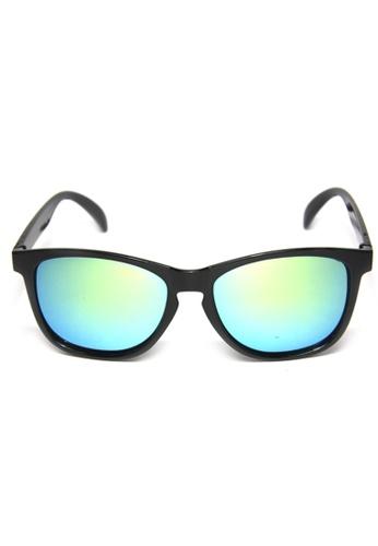 2i's to eyes black and green 2i's Sunglasses - Steve 2I983AC2VW1GHK_1