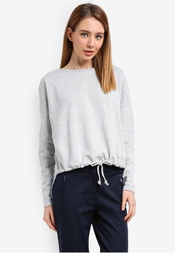 Esprit grey Long Sleeve Sweatshirt 906DEAA523B547GS_1