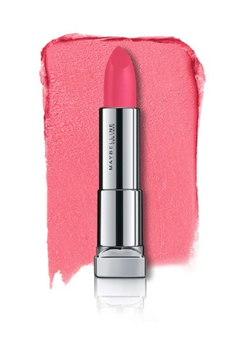 Maybelline red and pink Maybelline Colorsensational Powder Matte Coral Passion MOR07 39BB1BE0CA2B90GS_1