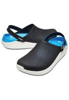 b69320a69ceed1 0% OFF Crocs LiteRide™ Clog Navy Whi RM 254.00 NOW RM 253.00 Available in  several sizes