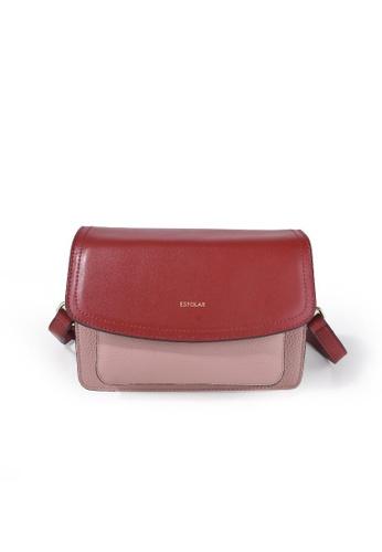 Esfolar pink Esfolar Sling  Bag (EA190019) CAAFDACF8EDDA8GS_1