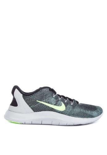 Nike black Nike Flex Rn 2018 Shoes 3FF19SH3D65488GS_1