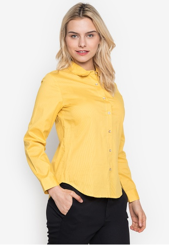 Lifestyle by Attitudes yellow Apple Blouse 10844AA50FE967GS_1