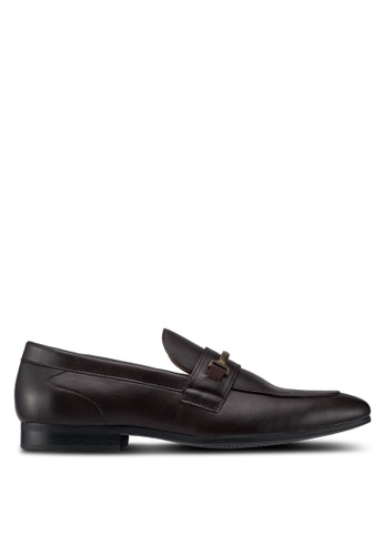 Call It Spring brown Oak Loafers 4A413SH0F5CAFEGS_1
