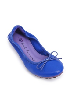 65d13da73f98e 25% OFF Flatss   Heelss by Rad Russel Soft Ribbon Flats - Blue S  148.00  NOW S  111.00 Available in several sizes