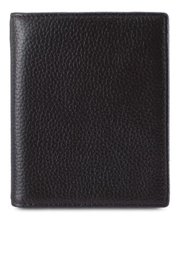 ZALORA brown Leather Wallet 35642ZZ8B220E5GS_1