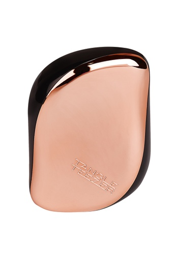 Tangle Teezer gold Tangle Teezer Comapct Styler Rose Gold/Black 15973BE59CB580GS_1