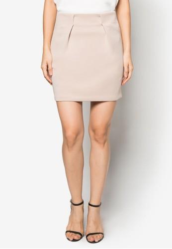 Colzalora 衣服尺寸lection 簡約短裙, 服飾, 迷你裙