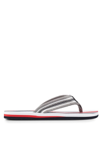Superdry red Trophy Flip Flops F9A90SH9E92AE1GS_1