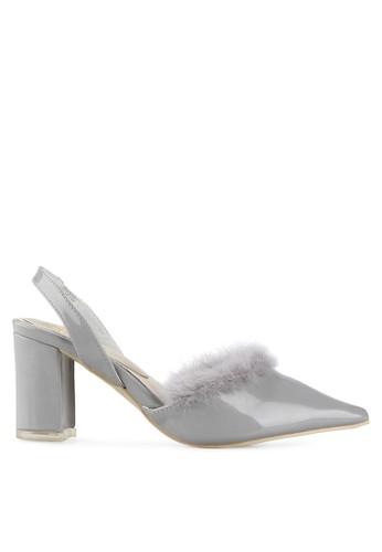 Mandy's grey Ambrose Grey Heels MA947SH26DZTID_1
