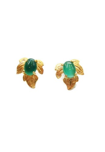 1901 Jewelry green 1901 Jewelry  Jourdan Earring 19910AC06RMNID_1