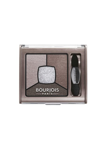 Bourjois Smoky Stories Quad Eyeshadow Palette #05 Good Nude BO885BE40MYXSG_1
